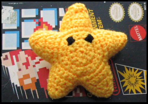 A Foothill Home Companion: Crochet Star Pattern